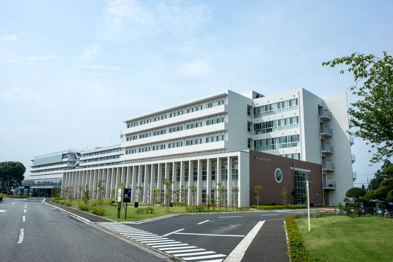 「牛久愛和総合病院(茨城県牛久市猪子町896)」の画像検索結果