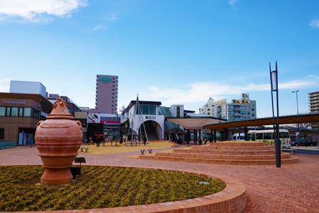 牛久駅の写真